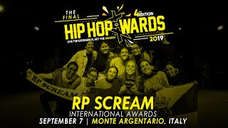 [GUEST] RP SCREAM (PT) | Hip Hop Awards 2019 The Final