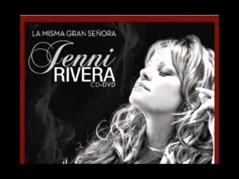 """Jenny Rivera"" La Gran Señora Super Mix 2012"