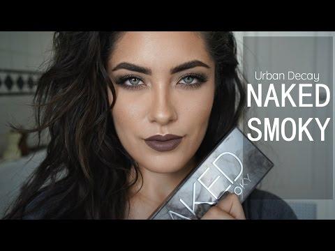 Urban Decay Naked Smoky Palette tutorial   Melissa Alatorre