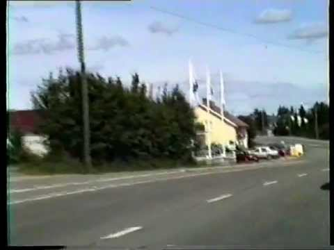1992_Driving in Salla Finland