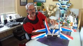 Beginner Park Jet flying series RC Powers Mig29 V1 post maiden adjustments