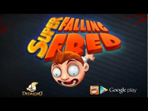 Super Falling Fred APK Cover