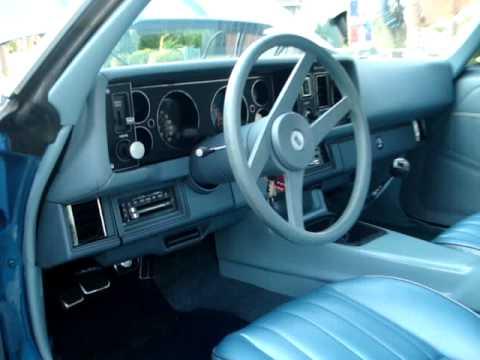 My 1979 camaro www allamericancarclub com youtube for 1979 camaro z28 interior parts