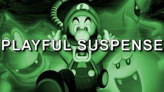 The Playful Suspense of Luigi's Mansion   PostMesmeric