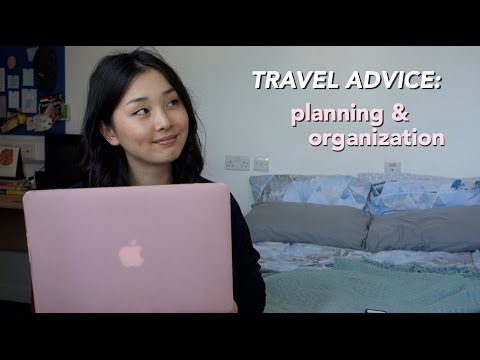 Planning and Organizing Your Travels 📝   10 Travel Tips