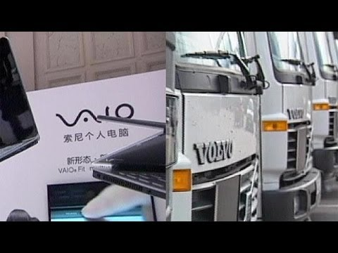 Sony and Volvo to cut more jobs - corporate