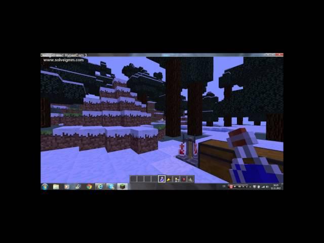 Minecraft jak udělat lektvar neviditelnosti