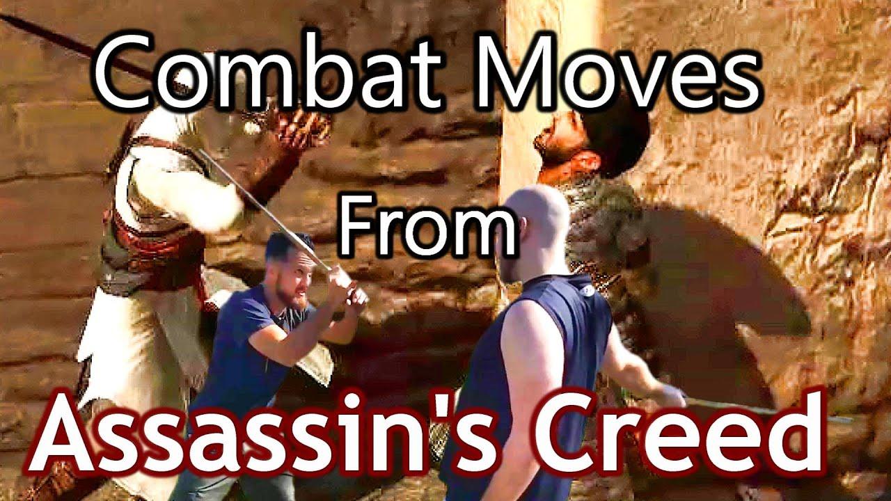 Как сделать комбо в ассасине