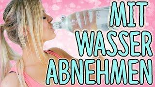 viel trinken hilft beim abnehmen