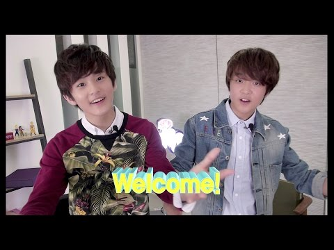 [RookieStation] Episode 1. Rookies.com introduction Mark & Donghyuck