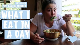 What I Eat In a Day: STEP BY STEP Keto Recipes, HOMEMADE Keto Friendly BBQ Sauce and More!