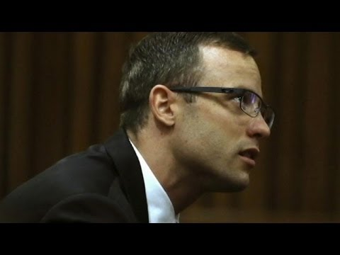 Oscar Pistorius Takes the Stand and Speaks Directly to Reeva Steenkamp's Family