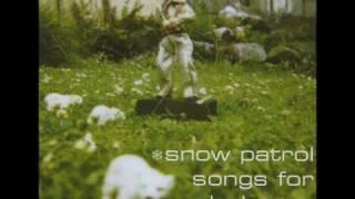 Watch Snow Patrol Days Without Paracetamol video