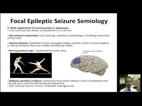 Diagnosis of Epileptic Syndromes thumbnail