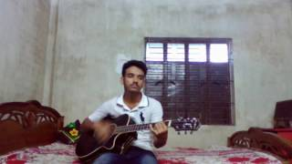 Salamat and Bhula Dena Mixed Guiter Cover by Albert Desmond