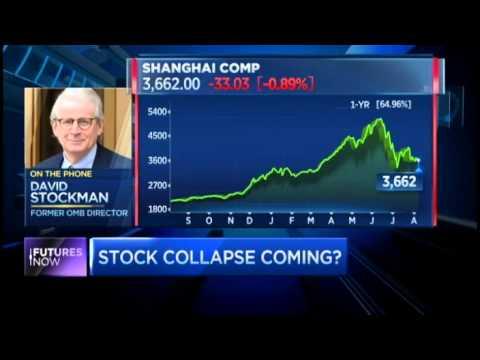 David Stockman: The World Economy Is Heading Into Epochal Deflation