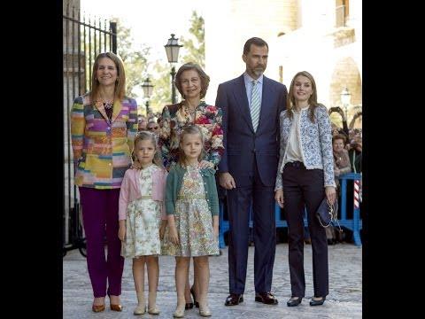 Leonor será la nueva princesa de Asturias y Elena y Cristina se quedarán fuera de la familia real