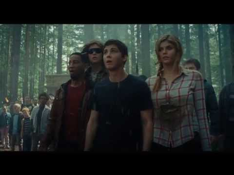 Trailer final - Percy Jackson y el mar de los monstruos - Oficial en español HD