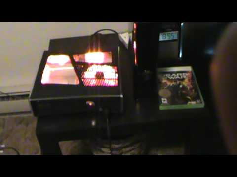 Custom Xbox 360 Slim with Demon