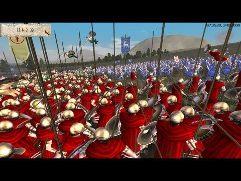 Rome Total War Online Battle #2065: Free For All