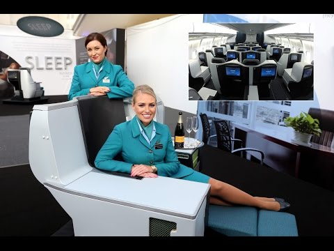 Inside the new Aer Lingus Business Class | Travel TV - Independent.ie