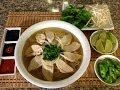 Vietnamese Food Recipes-Pho Ga-Pho Bo-Vietnamese Chicken Noodle Soup
