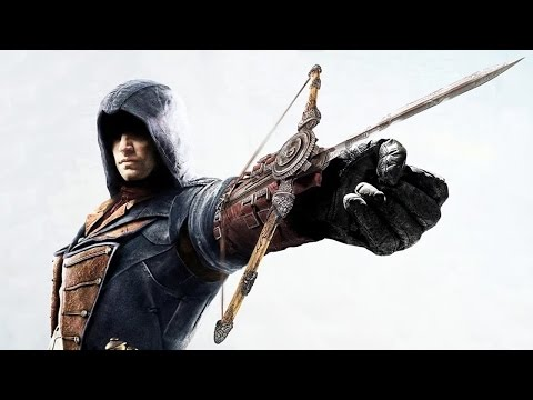 Assassin's Creed & Other Games with Funky Controls - Game Scoop!