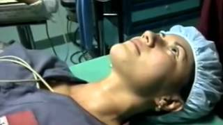 Awake intubation