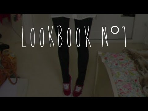 Lookbook n°1 - Printemps/Hiver ♥