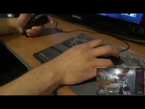 BF4 Venom X mouse on console! PS4 (READ DESCRIPTION)