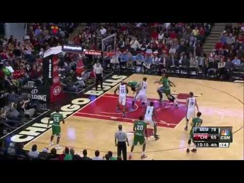 Top 10 NBA Circus Shots: March 2015