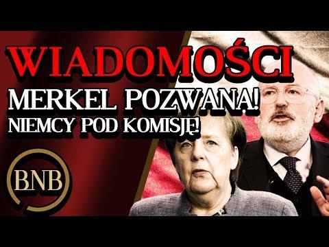 Unia ZMIENIA FRONT! Merkel Ma POWAŻNE Kłopoty Kaczyński Odejdzie Z Polityki | WIADOMOŚCI