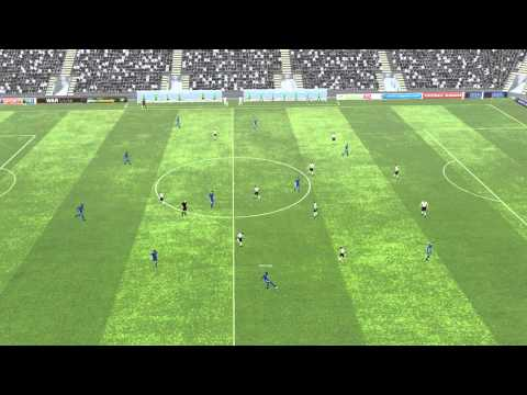 Fulham 1 Chelsea 3 Match Highlights FM2012 02112019