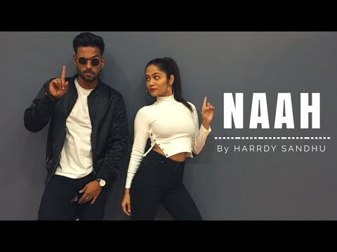 NAAH | Harrdy Sandhu ft. Nora Fatehi | Dance Cover | LiveToDance with Sonali