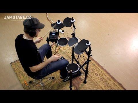 Alesis DM Lite Kit - Elektronické bicí pro začínající bubeníky