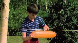 Balloon Magic - Mr. Wizard's Everyday Magic