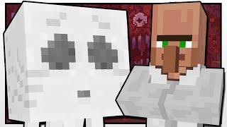 Minecraft   GHOST HUNTING MISSION   Custom Mod Adventure