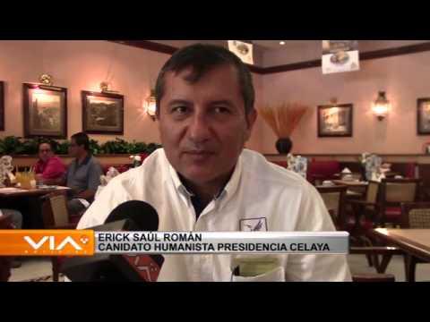 CANDIDATOS A LA ALCALDÍA DE CELAYA NO ESTÁN DE ACUERDO EN QUE EL DEBATE SE REALICE EN LEÓN