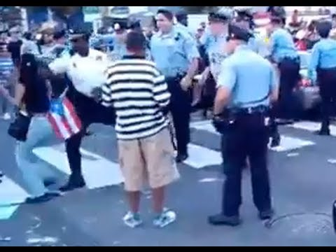 Philly Officer Facing Investigation after punching a women in the face during Puerto Rican party
