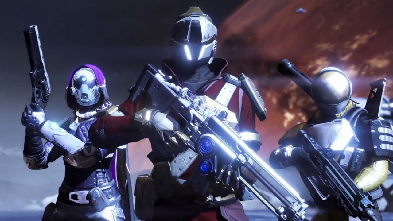 Destiny: The Taken King Official Gameplay Launch Trailer