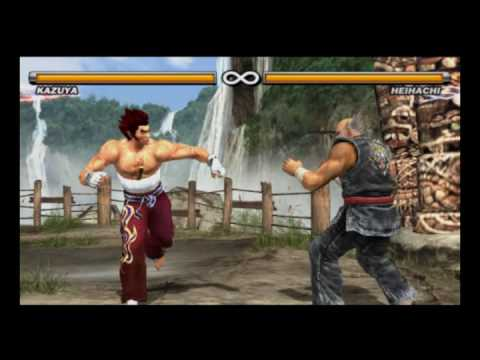 Tekken 5 On Pc 【play 100% Speed!】 Pcsx2 (updated 12-08-09) video