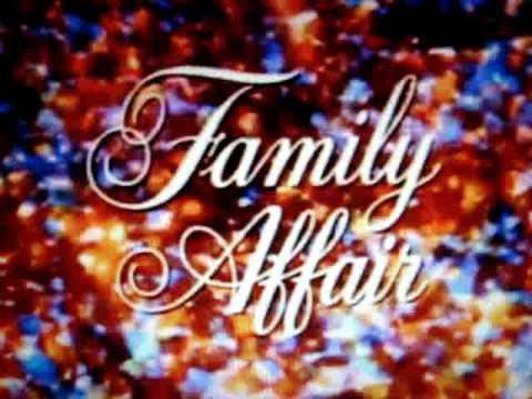 Family Affair Alternate Opening Theme Season 3 Youtube