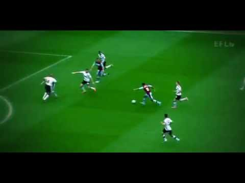 Junior Stanislas goal (BURNLEY vs Ipswich) 4 05 2013