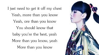 Axwell \ Ingrosso - MORE THAN YOU KNOW Cover by JFla Lyrics