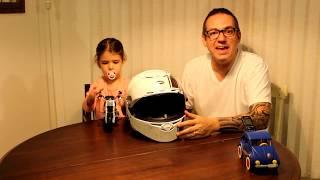 EnC - Review capacete Bell RS1 - Após 1 ano de uso - Triumph Bonneville T120 Black