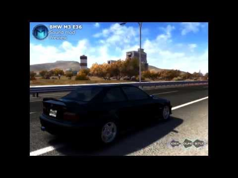Tdu2 BMW M3 E36 Sound Mod - ModekSoundStudio