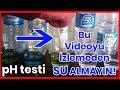 Bu videoyu izlemeden şişe su almayın !!! Piyasadaki Suların Alkali Testi - 2.Bölüm.mp3