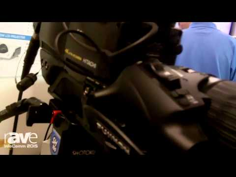 InfoComm 2015: HITACHI Details the SK-UHD4000 Production Camera