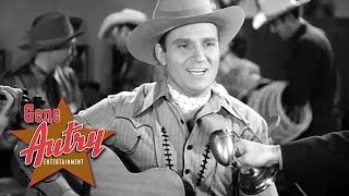 Watch Gene Autry Back In The Saddle Again video