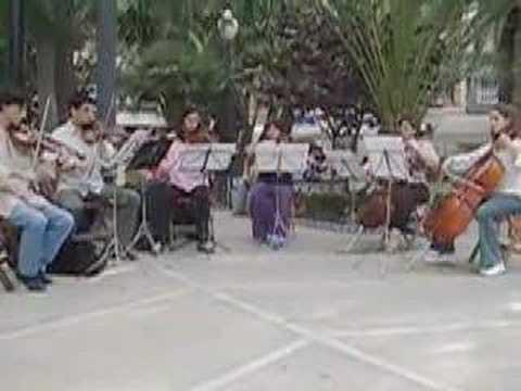 Concierto Conservatorio Profesional de Música de Elche
